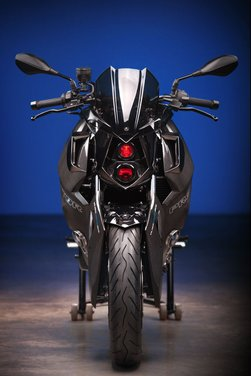BMW F 800 R by Vilner Custom Bike Predator - Foto 18 di 21