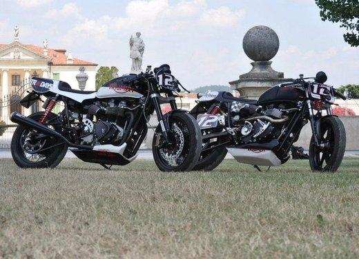 Triumph Bonneville T12 e T12.2 Bonneville T100 Carb by Free Spirits - Foto 20 di 33