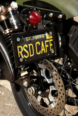 Harley Cafe Sportster by Roland Sands - Foto 24 di 38