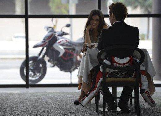 Ducati Hypermotard, una tentazione per Nicky Hayden