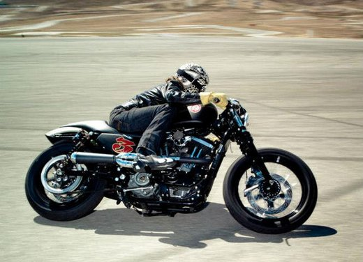 Harley Cafe Sportster by Roland Sands - Foto 16 di 38