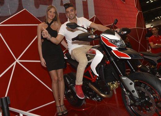 Ducati Riding Experience 2013 in sella a Ducati 1199 Panigale, Multistrada, Hypermotard e Monster - Foto 8 di 8