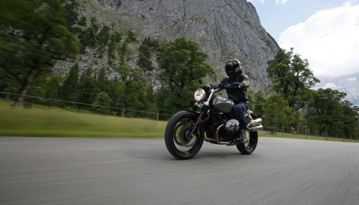 Prova della nuova BMW nineT Scrambler: due ruote selvaggia! - Foto 1 di 22