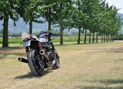 Triumph Bonneville T12 e T12.2 Bonneville T100 Carb by Free Spirits - Foto 31 di 33