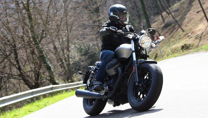 Moto Guzzi V9 Roamer e Moto Guzzi V9 Bobber: the italian custom - Foto 1 di 27