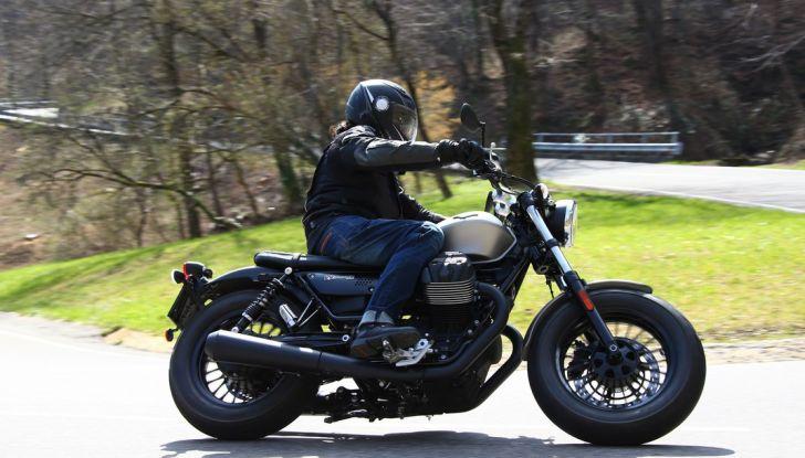 Moto Guzzi V9 Roamer e Moto Guzzi V9 Bobber: the italian custom - Foto 2 di 27