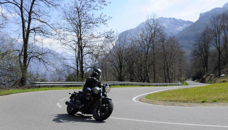Moto Guzzi V9 Roamer e Moto Guzzi V9 Bobber: the italian custom - Foto 4 di 27