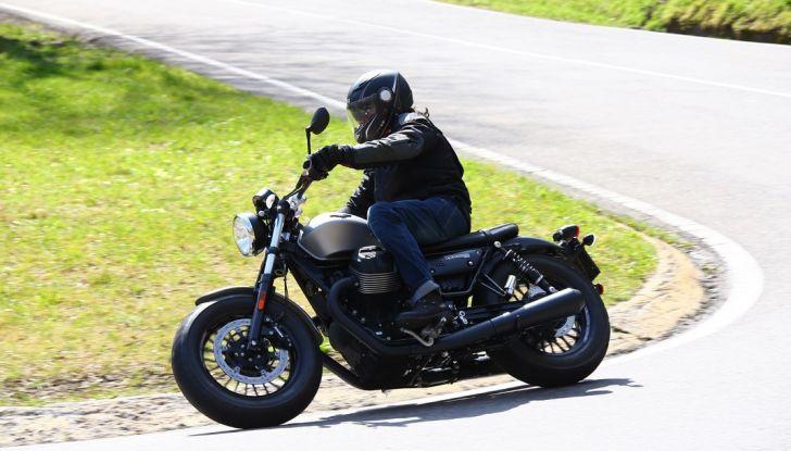 Moto Guzzi V9 Roamer e Moto Guzzi V9 Bobber: the italian custom - Foto 5 di 27