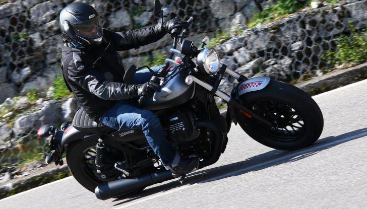 Moto Guzzi V9 Roamer e Moto Guzzi V9 Bobber: the italian custom - Foto 6 di 27