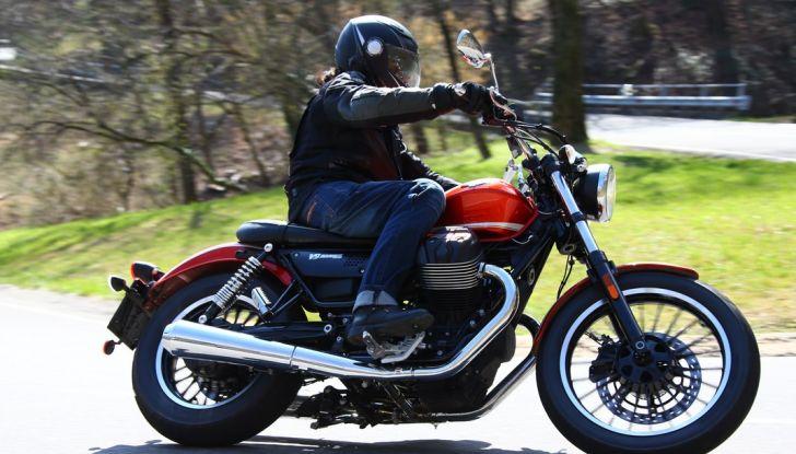 Moto Guzzi V9 Roamer e Moto Guzzi V9 Bobber: the italian custom - Foto 7 di 27