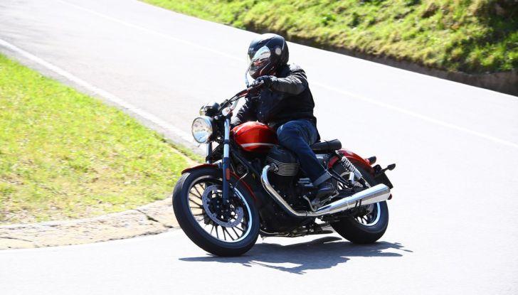 Moto Guzzi V9 Roamer e Moto Guzzi V9 Bobber: the italian custom - Foto 8 di 27