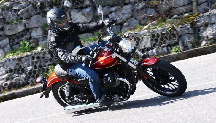 Moto Guzzi V9 Roamer e Moto Guzzi V9 Bobber: the italian custom - Foto 9 di 27