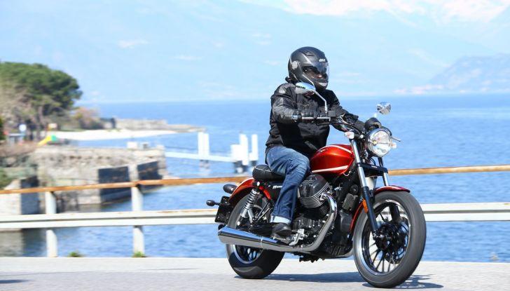 Moto Guzzi V9 Roamer e Moto Guzzi V9 Bobber: the italian custom - Foto 10 di 27