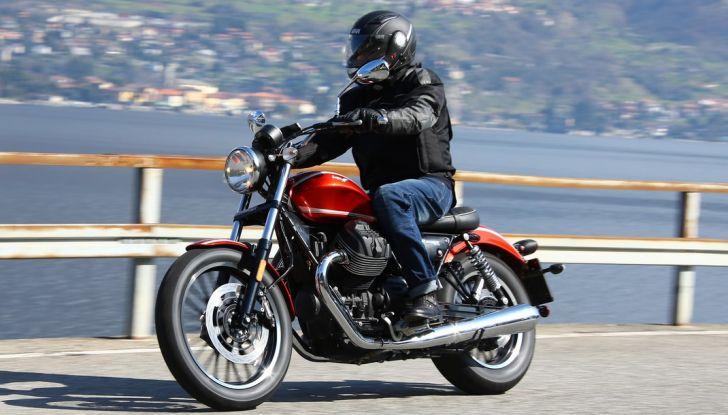 Moto Guzzi V9 Roamer e Moto Guzzi V9 Bobber: the italian custom - Foto 11 di 27