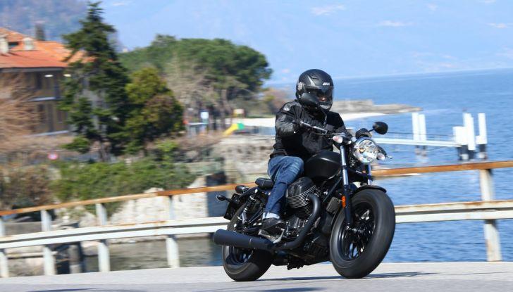 Moto Guzzi V9 Roamer e Moto Guzzi V9 Bobber: the italian custom - Foto 3 di 27