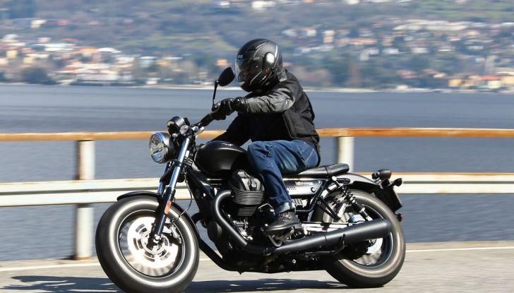 Moto Guzzi V9 Roamer e Moto Guzzi V9 Bobber: the italian custom - Foto 12 di 27