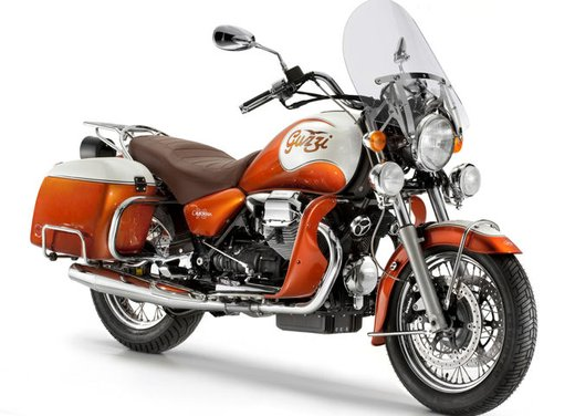 Moto Guzzi California 90° Anniversario: prezzo di 16.780 Euro