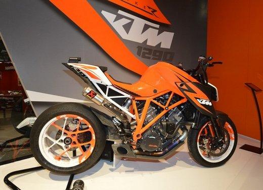 KTM 1290 Super Duke R concept - Foto 3 di 11