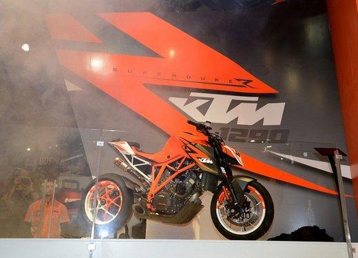 KTM 1290 Super Duke R concept - Foto 7 di 11