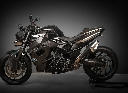 BMW F 800 R by Vilner Custom Bike Predator - Foto 6 di 21