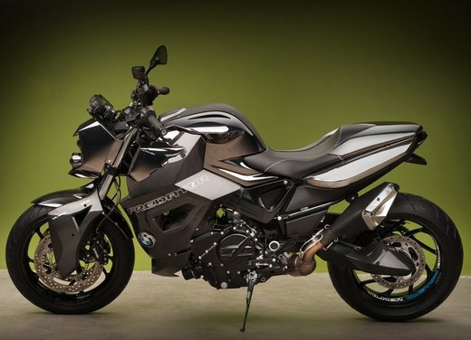 BMW F 800 R by Vilner Custom Bike Predator - Foto 7 di 21