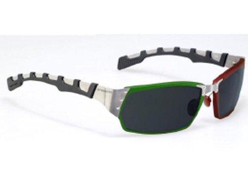 Occhiali per motociclisti in titanio by Emblema - Foto 14 di 28