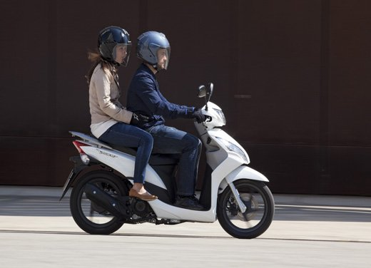 Honda Vision 110: long test ride del nuovo scooter Honda