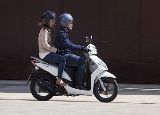Honda Vision 110: long test ride del nuovo scooter Honda