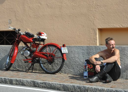 Moto Guzzi prosegue la festa per i suoi 90 anni - Foto 9 di 57