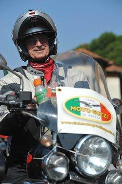Moto Guzzi prosegue la festa per i suoi 90 anni - Foto 10 di 57