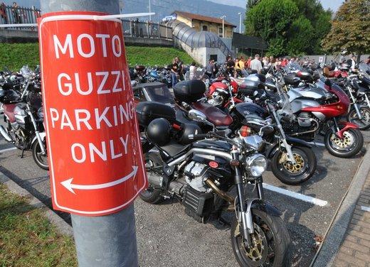 Moto Guzzi prosegue la festa per i suoi 90 anni - Foto 20 di 57