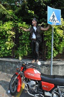 Moto Guzzi prosegue la festa per i suoi 90 anni - Foto 21 di 57