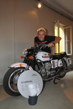 Moto Guzzi prosegue la festa per i suoi 90 anni - Foto 26 di 57