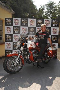 Moto Guzzi prosegue la festa per i suoi 90 anni - Foto 28 di 57