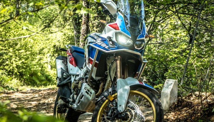 [VIDEO] Honda Africa Twin ADV Sports 2018: la prova completa - Foto 14 di 35