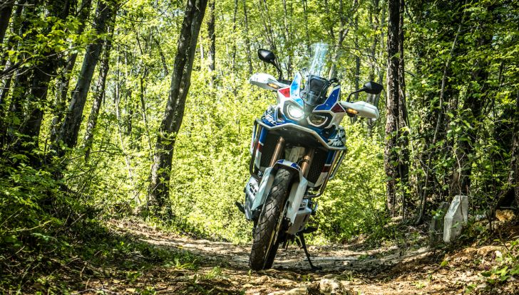 [VIDEO] Honda Africa Twin ADV Sports 2018: la prova completa - Foto 18 di 35