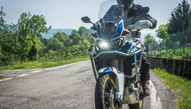 [VIDEO] Honda Africa Twin ADV Sports 2018: la prova completa - Foto 6 di 35