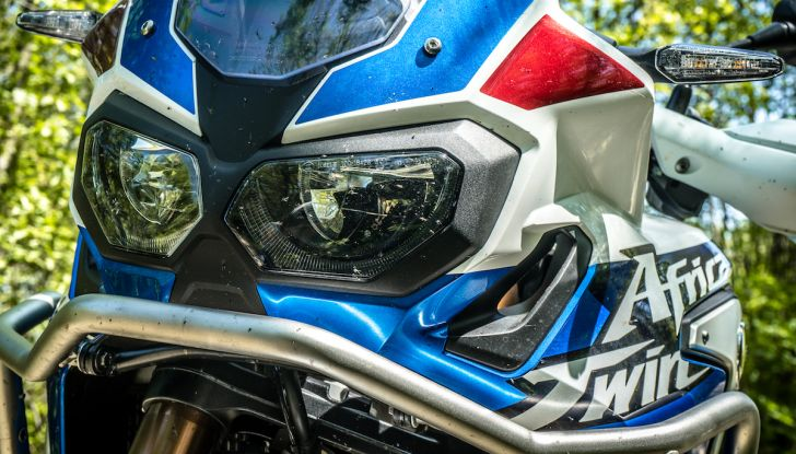 [VIDEO] Honda Africa Twin ADV Sports 2018: la prova completa - Foto 2 di 35