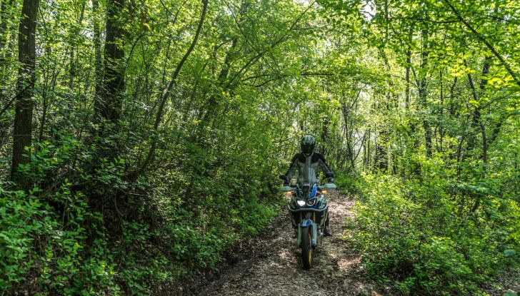 [VIDEO] Honda Africa Twin ADV Sports 2018: la prova completa - Foto 29 di 35