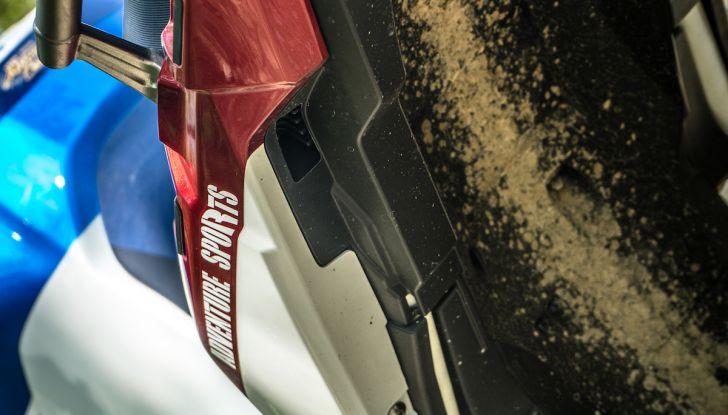 Honda Africa Twin 2020: in arrivo la versione rinnovata e migliorata - Foto 4 di 35