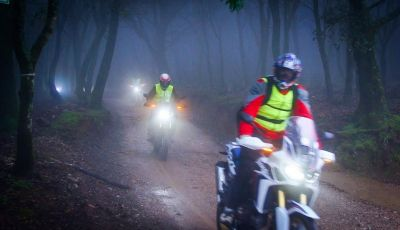 Africa Twin True Adventure Sardegna 2016