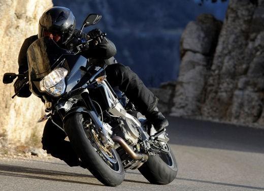 Aprilia Shiver GT 750 – Test Ride