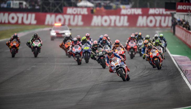 Orari MotoGP Argentina 2019: il GP di Termas in diretta Sky e differita TV8 - Foto 2 di 12