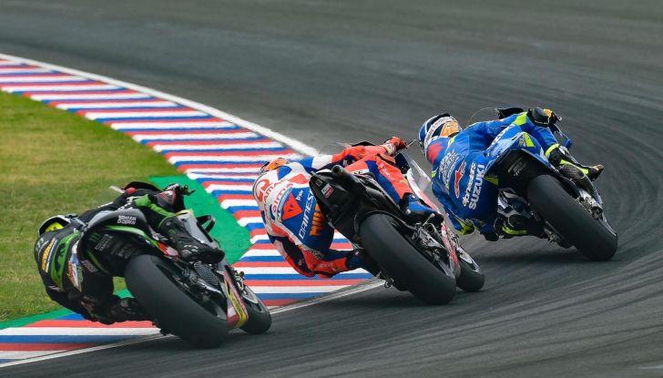Orari MotoGP Argentina 2019: il GP di Termas in diretta Sky e differita TV8 - Foto 7 di 12