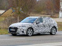 Audi A3 MY2020 primi test e informazioni tecniche