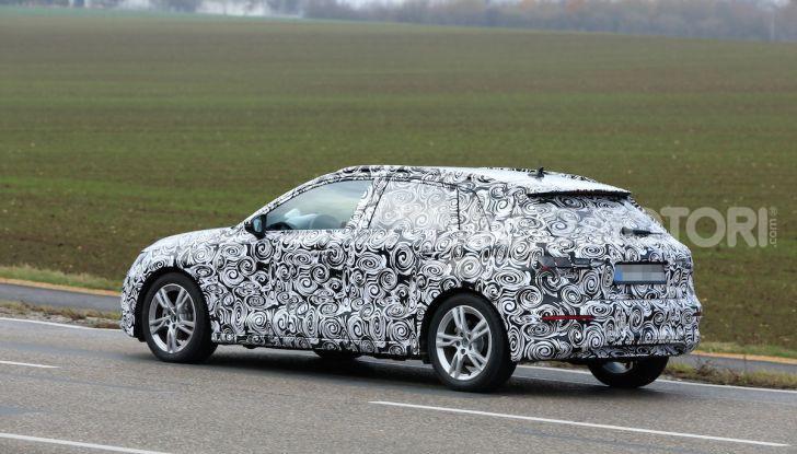 Audi A3 MY2020 primi test e informazioni tecniche - Foto 6 di 13