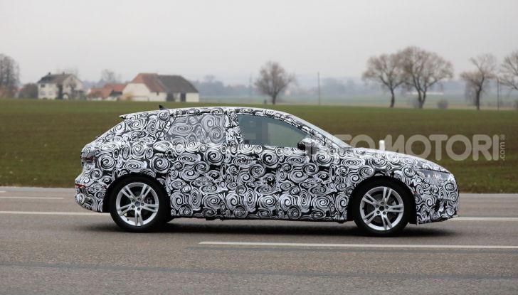 Audi A3 MY2020 primi test e informazioni tecniche - Foto 9 di 13