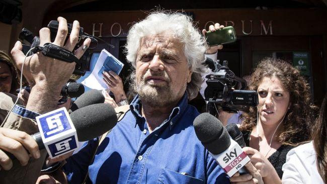 Beppe Grillo: la benzina deve costare 4 euro al litro!