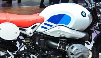 BMW a Eicma con GS310 e C400X