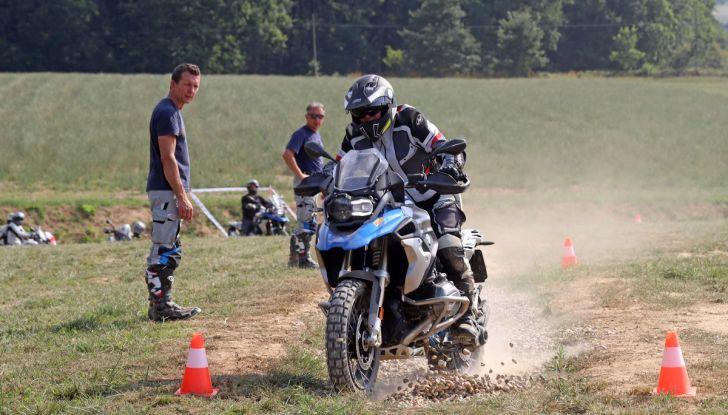 BMW GS Academy 2018: per imparare a divertirsi! - Foto 24 di 25